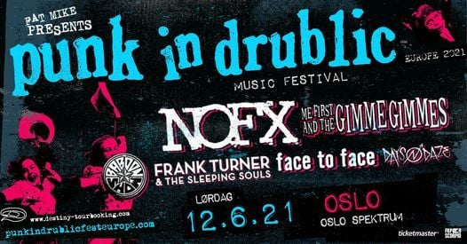 NY DATO! Punk in Drublic 2021   Online Event   AllEvents.in