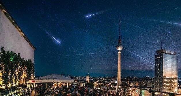 Nacht Der Perseiden 2019 Sternschnuppen At Weekend Club