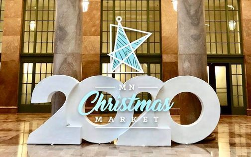 Christmas Events Minnesota 2020 MN Christmas Market 2020 at Union Depot (St. Paul), Union Depot