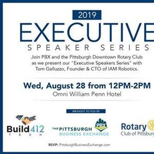 Tom Galluzzo - PBX Executive Speaker & Luncheon Series