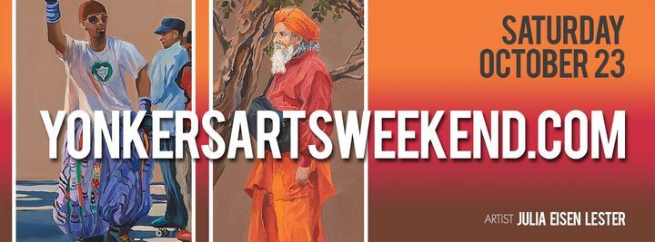 Yonkers Arts Weekend (YAW), 23 October | Event in Yonkers | AllEvents.in