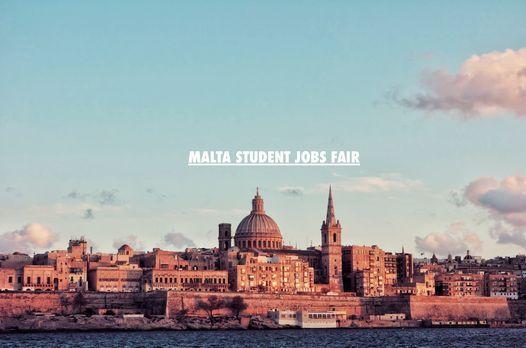 Malta Student Jobs Fair