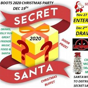 Boots Christmas Party