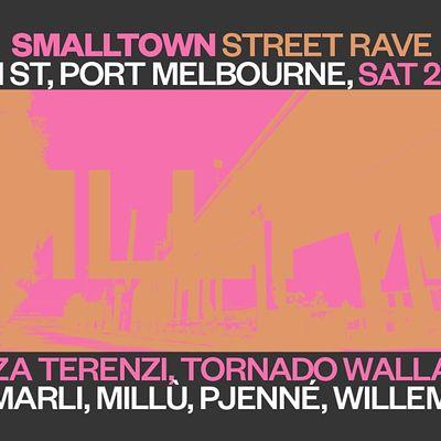 smalltown Street Rave w Roza Terenzi  Tornado Wallace