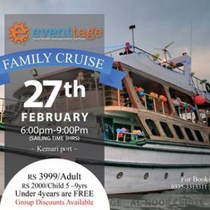 A Perfect Family Dinner Cruise in Pakistan