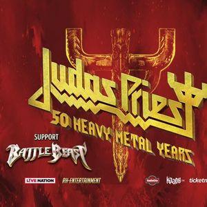 Judas Priest 50 Heavy Metal Years Jhalli Helsinki 8.6.2022