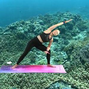Free Facebook Live Virtual Gentle AF Yoga