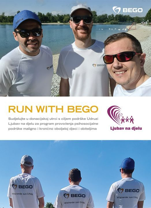 RUN WITH BEGO, 10 October   Event in Topusko   AllEvents.in