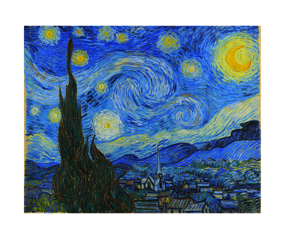PaintnPints Starry Night with Beer in Milton