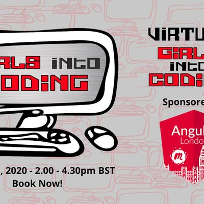 Virtual Girls Into Coding 6 Join us & Get involved