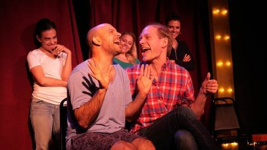 All-American Improv Comedy, 14 June   Event in York   AllEvents.in