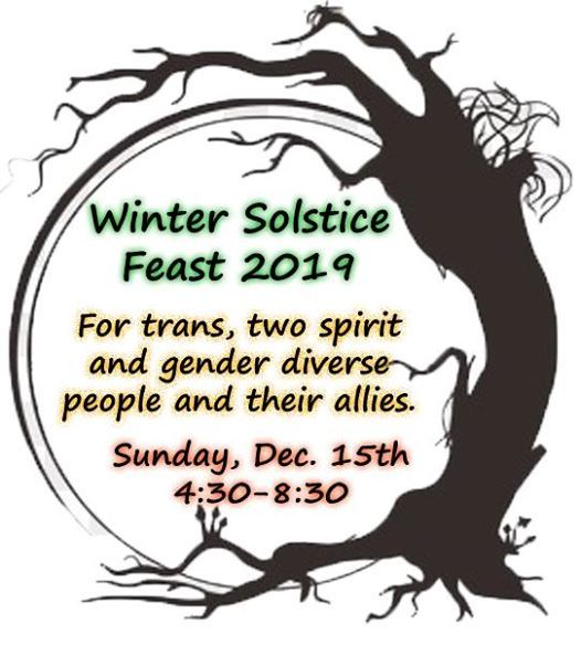 Winter Solstice Feast 2019