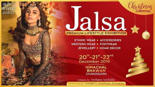 JALSA(Christmas Carnival) Premium Lifestyle Exhibition