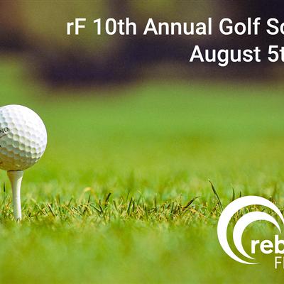 rF 10th Annual Golf Scramble