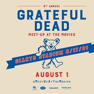 9th Annual Grateful Dead Meet-up At The Movies Giants Stadium 61791