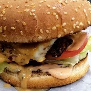 Grand Opening Mr Burger