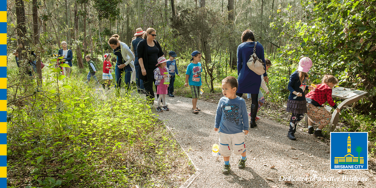 Bush Kindy Scavenger Hunt in the Wetlands, 1 October | Event in Boondall | AllEvents.in