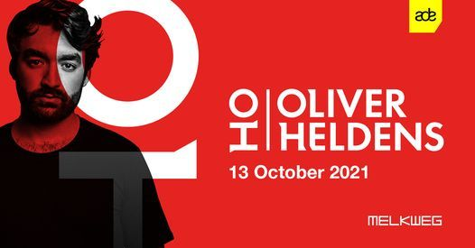 Sold out - Oliver Heldens at Melkweg (ADE 2021), 13 October | Event in Amsterdam | AllEvents.in