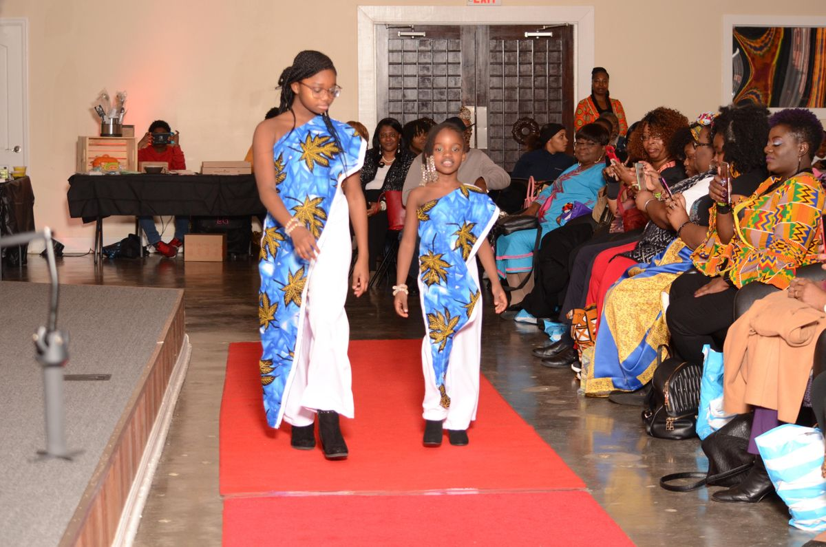 8th Annual AfricStyle Fashion Show 2021