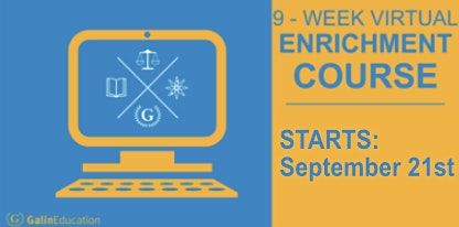 Fall 2020  Enrichment Courses   Online Event   AllEvents.in