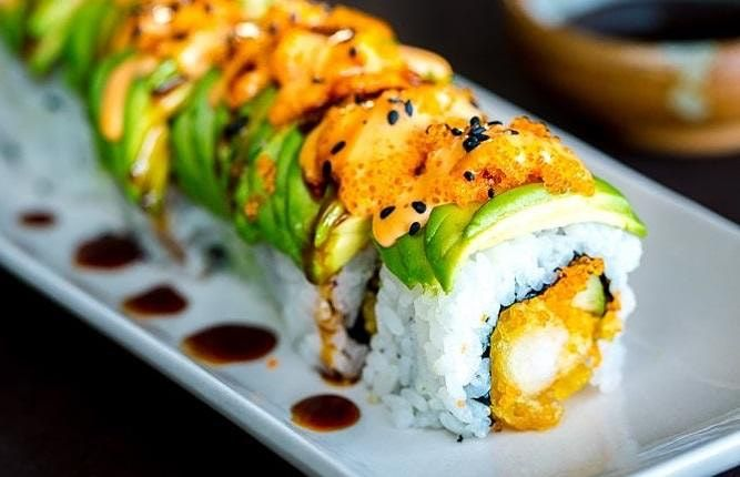 UBS - Virtual Cooking Class: Tempura Shrimp Dragon Roll with Chef Daijiro, 2 November | Online Event | AllEvents.in