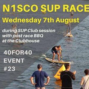 N1SCO SUP RACE 3