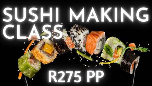 Beginner Sushi making class | Event in Somerset West | AllEvents.in