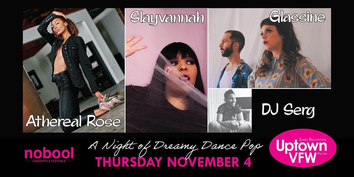 Athereal Rose, Glassine, Slayvannah, DJ Serg, 4 November   Event in Minneapolis   AllEvents.in