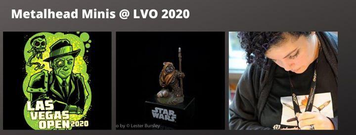 Metalhead Minis Classes at LVO 2020