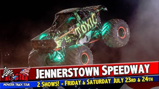 All Star Monster Trucks - Jennerstown PA, 23 July   Event in Jenners   AllEvents.in