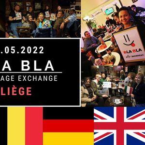 Lige BlaBla Language Exchange (Online - Every Wednesday)