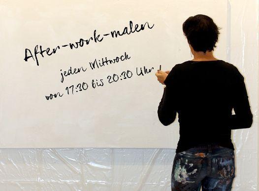 After-work-malen, 21 April | Event in Salzburg | AllEvents.in