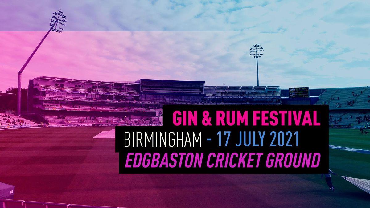 The Gin & Rum Festival - Birmingham - 2021, 17 July | Event in Birmingham | AllEvents.in