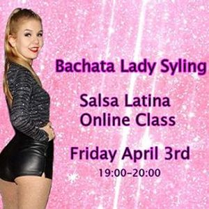 Online Bachata Lady Styling Class by Noora and Kaisa