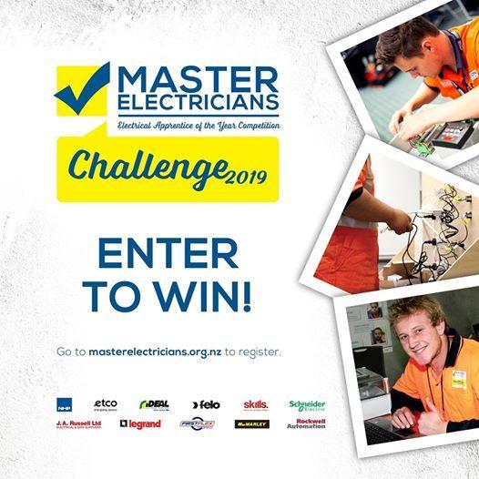 Master Electricians Apprentice Challenge 2019 - Wellington