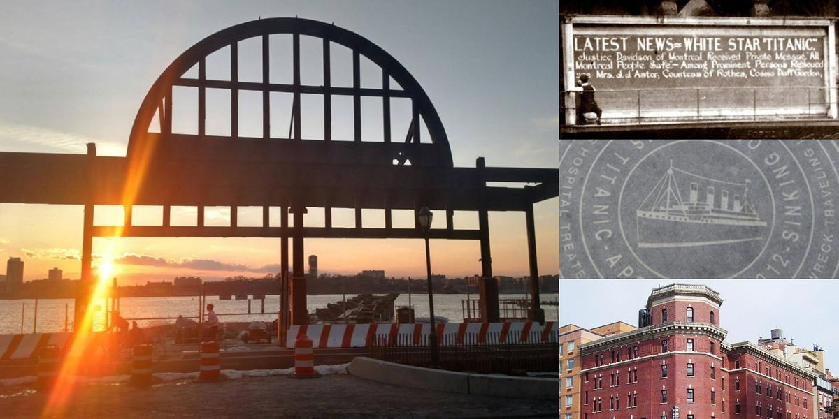Exploring New York's Titanic Connections, 31 October   Event in New York   AllEvents.in