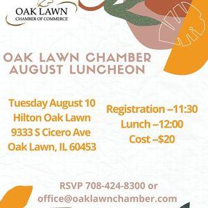 August Luncheon
