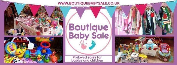 Boutique Baby Sale - Burnley, 30 June   Event in Burnley   AllEvents.in