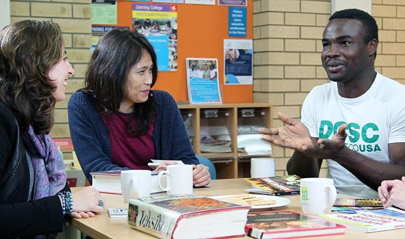 English Conversation Classes - Coolbellup - Adult Program | Event in Coolbellup | AllEvents.in