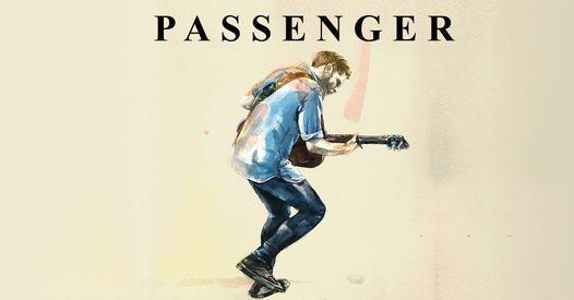 Passenger - 2 ottobre Milano Fabrique