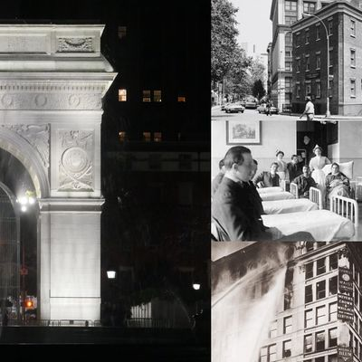 How 200 Years of Death & Hauntings in Greenwich Village Changed America