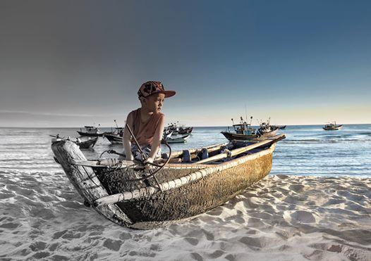 Vietnam - Als er niets meer rest dan vluchten