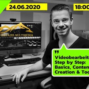 MeetHUB Videobearbeitung Step by Step