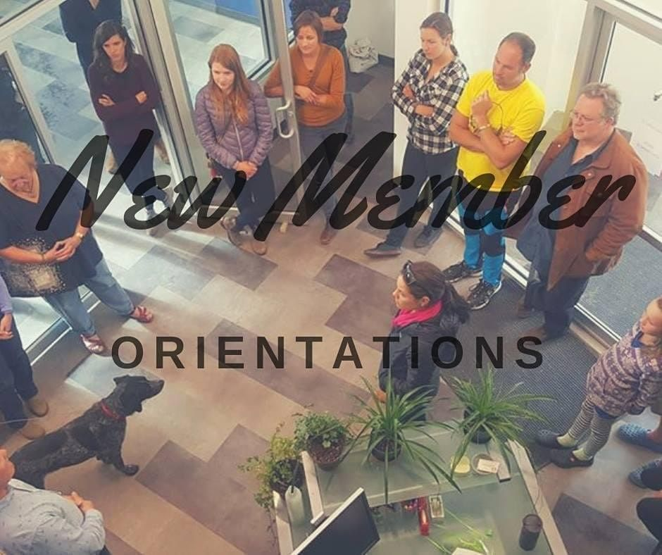 New Member Orientation, 18 May | Event in Whitehorse | AllEvents.in