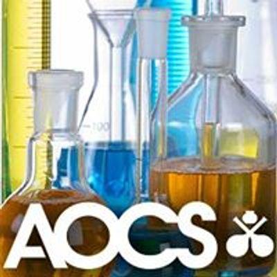 AOCS; American Oil Chemists' Society