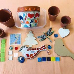 Mosaic & Shape Workshop