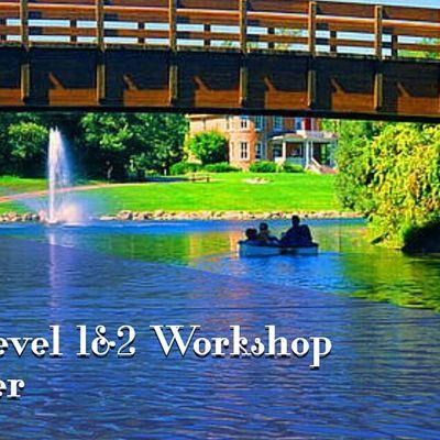 Reiki Training Red Deer Level 1 and 2 November 2021