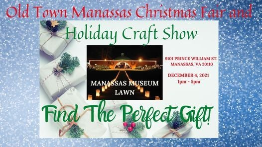 Old Town Manassas Christmas Market and Holiday Craft Fair, 11 December   Event in Manassas   AllEvents.in