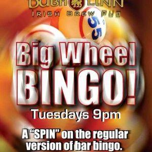 Big Wheel Bingo