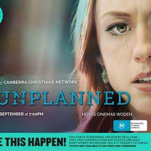 Unplanned - Hoyts Woden